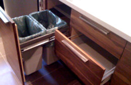 Garbage Bin Pull-out Cabinet